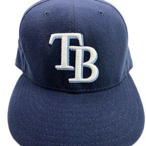 Tampa Bay Rays New Era MLB 9FIFTY MLB Size 7 3/8